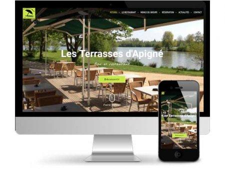 Restaurant Les Terrasses d'Apigné